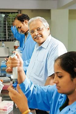 Dr. Ravi Kumar, Principal Scientist at XCyton Diagnostics