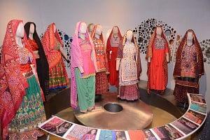 Shrujan hand embroidery from Kutch, Gujarat (1)