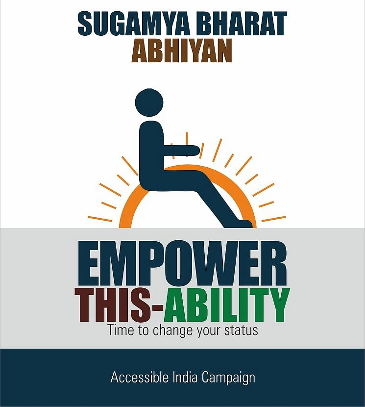 Sugamya Bharat Abhiyan Accessible India Campaign