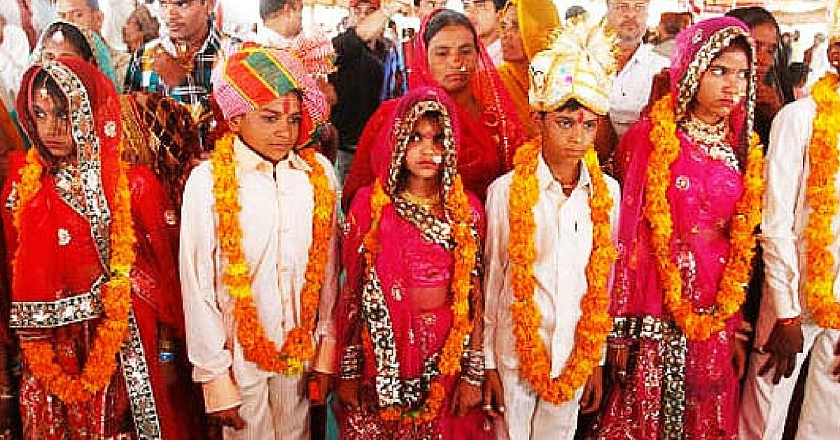 TBI BLOGS: Her 13-Year-Old Friend Died in Labour. So She Fights Against Child Marriages Now.