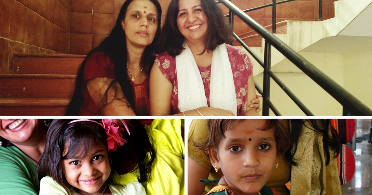 TBI BLOGS: The Heartwarming Journeys of Two Single Mothers Who Adopted Daughters