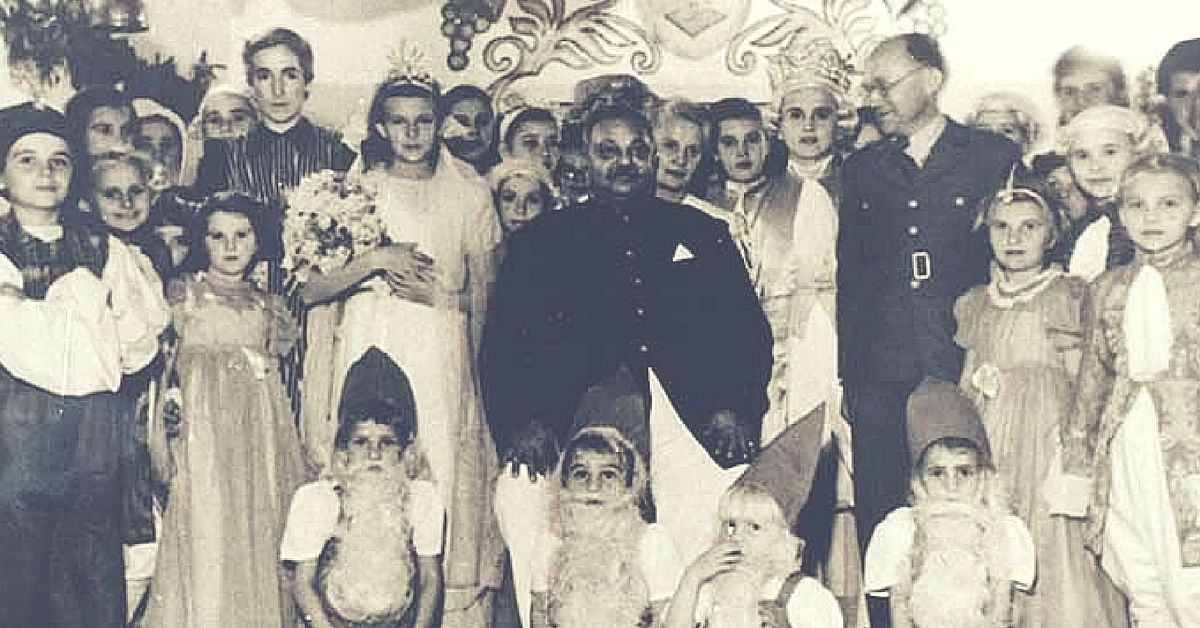 How One Maharaja Helped Save the Lives of 640 Polish Children and Women During World War II