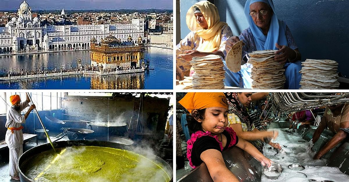 50,000 Free Hot Meals a Day and 9 Other Amazing Facts About the Langar at the Golden Temple