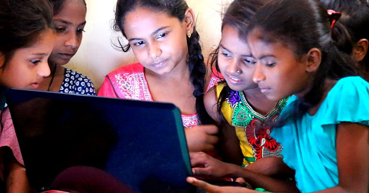 Dharavi Girls Become Coders, Develop Apps for Education, Recycling and Women Safety