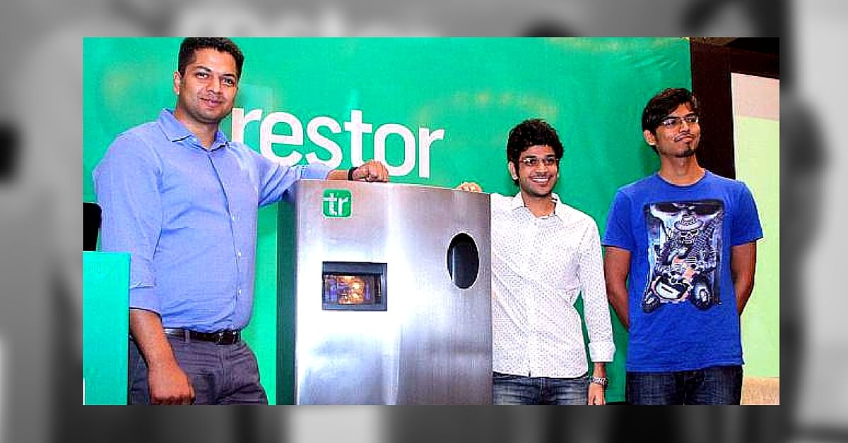 Water for Plastic: IIT Bombay Students Invent Machine to Reduce Waste and Quench Thirst