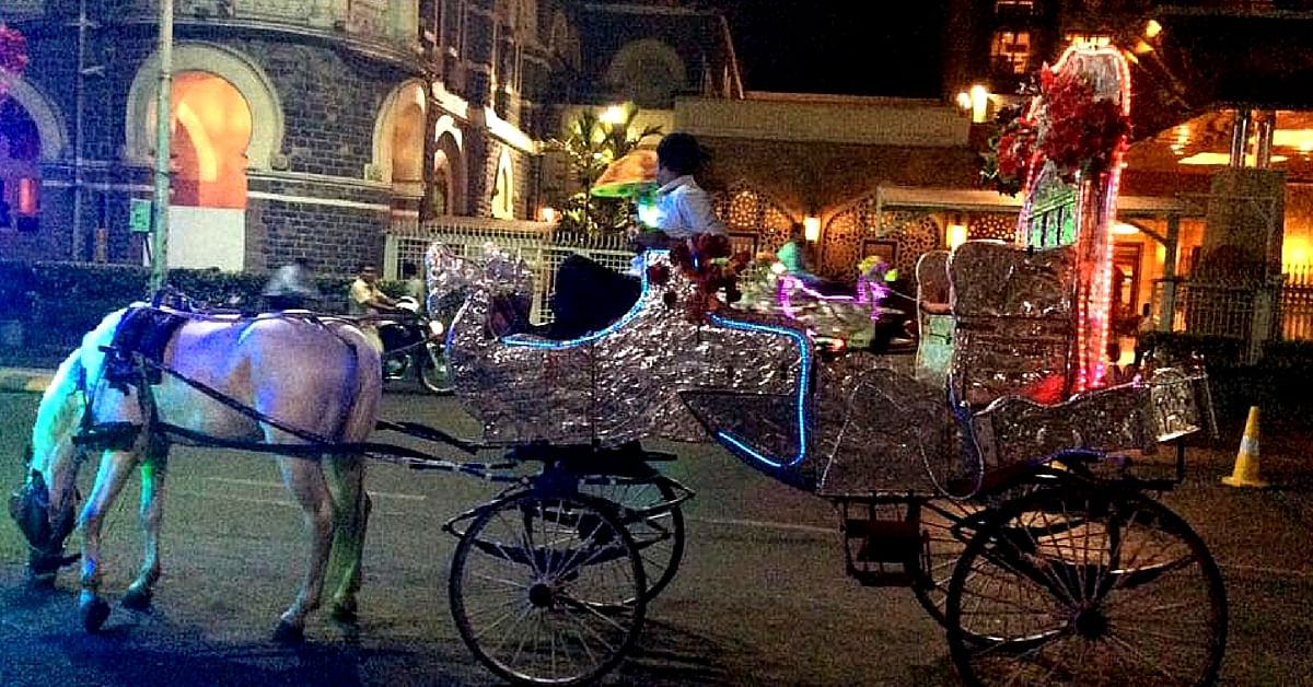 PHOTOS: Mumbai's Iconic Horse Carriages Will Disappear From Streets For Good This June