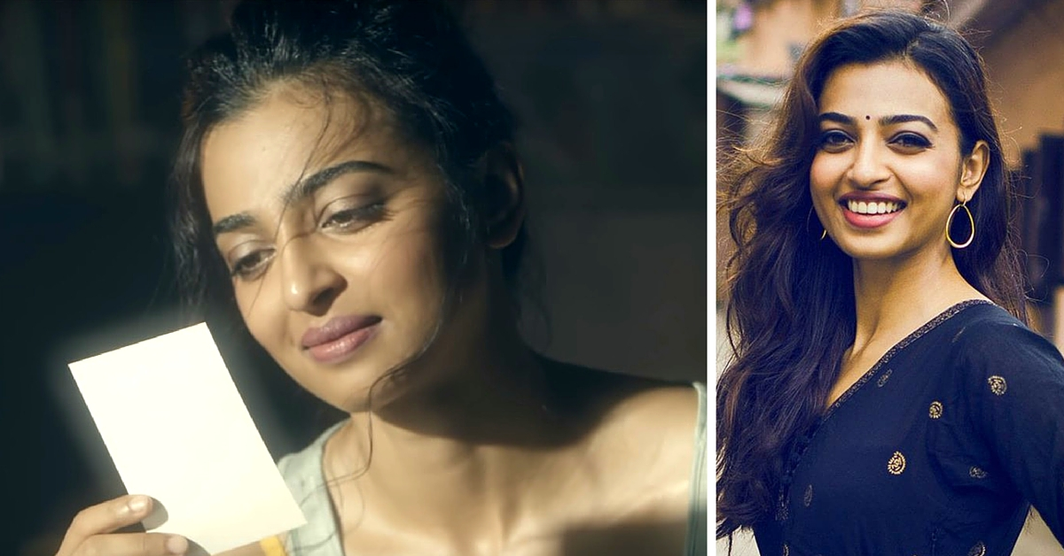 Every Woman Needs to Watch Radhika Apte's Heartwarming Message to Her 17-Year-Old Self