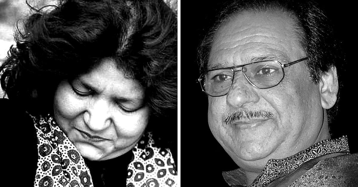 Abida Parveen and Ghulam Ali