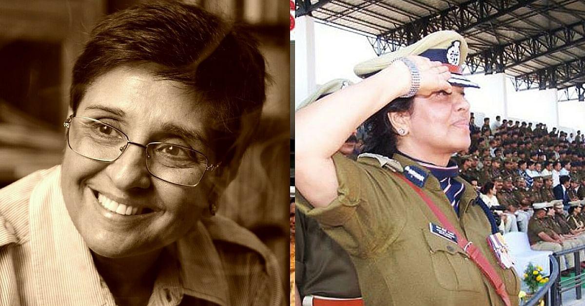 Kiran Bedi, Kanchan Chaudhury