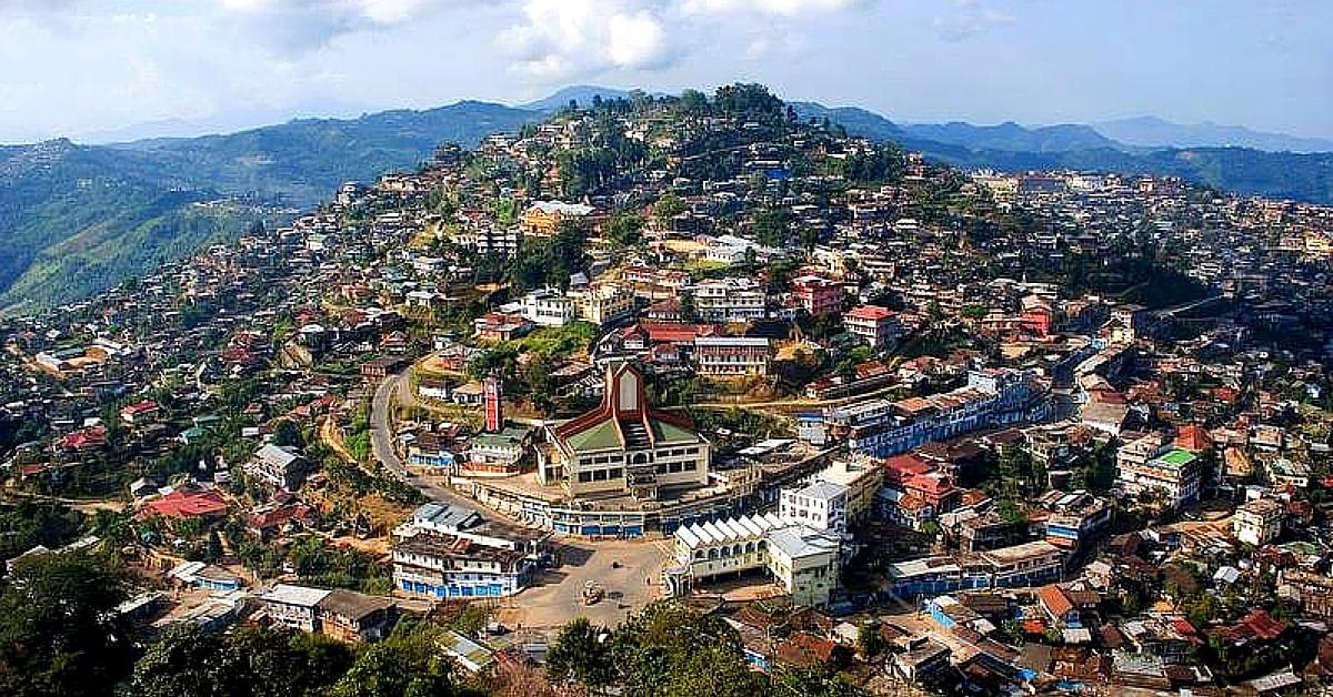 Kohima city