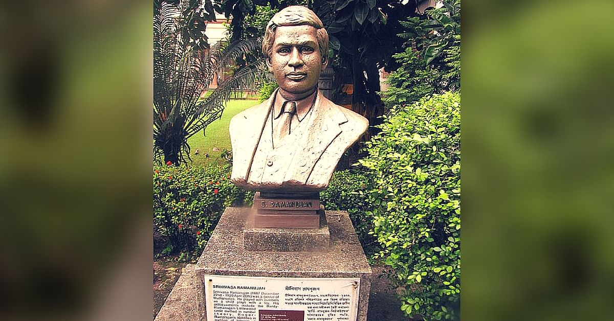things to know about srinivasa ramanujan the genius who 10 things to know about srinivasa ramanujan the genius who continues to amaze the world the better