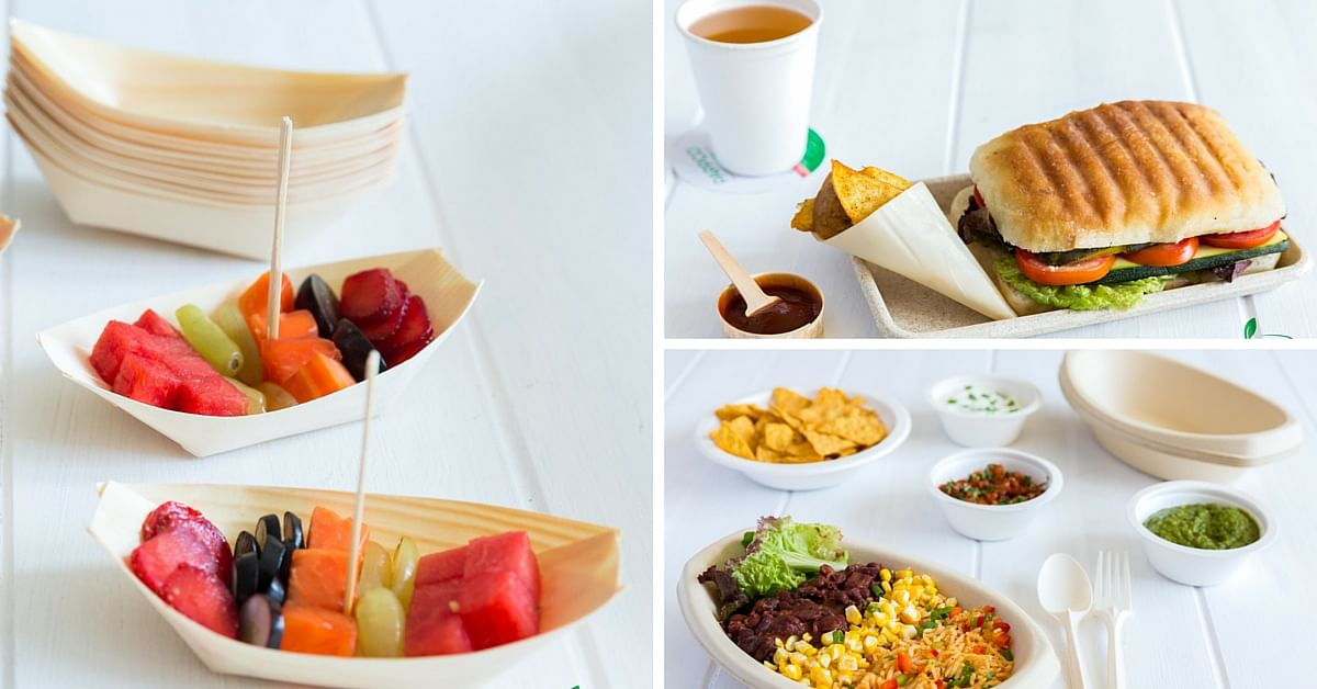 Eco-friendly Disposable Cutlery Made of Bamboo to Replace