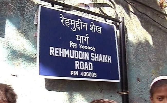 Doorstep school names roads after slum school kids