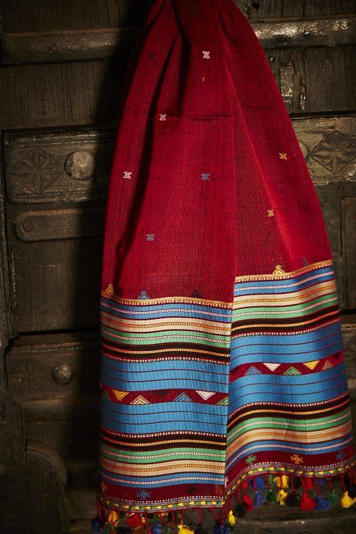 Kutch Weaving of Bhujodi