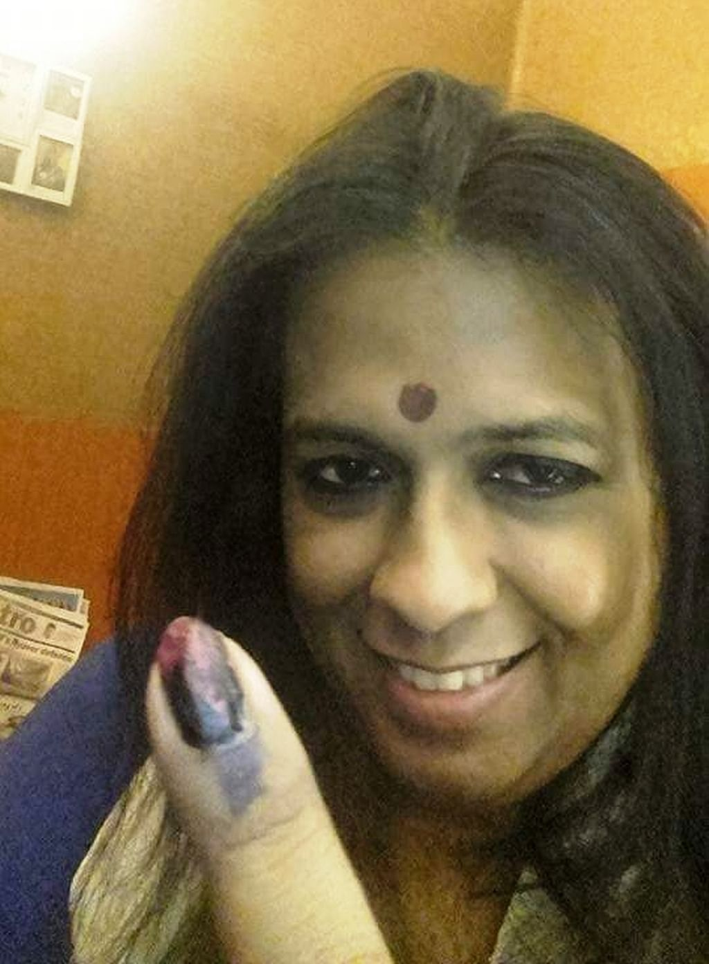 "Ranjita Sinha, the founder member and president of Bandhan, a non government organisation that stands up for transgender rights, feels it was indeed a ""historic moment"" when Sarkar and Sharma were selected to become a part of the polls."