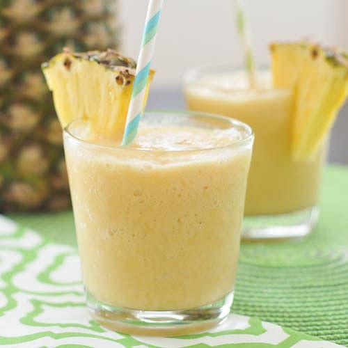 Pina Colada smoothie