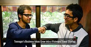 Routofy Founders Ronak Gupta & Abhishek Aggarwal & their business ideas