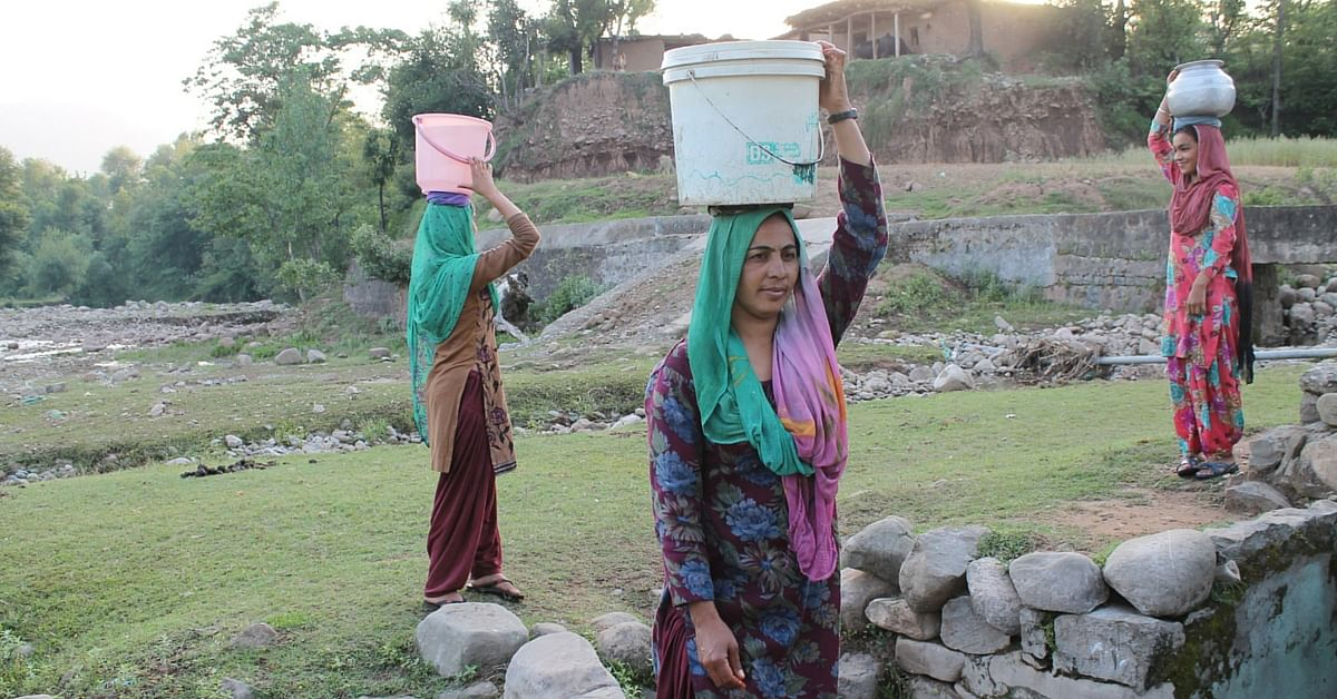 Two Women Sarpanchs Fight the System to Make Safe Drinking Water Accessible in Kashmir