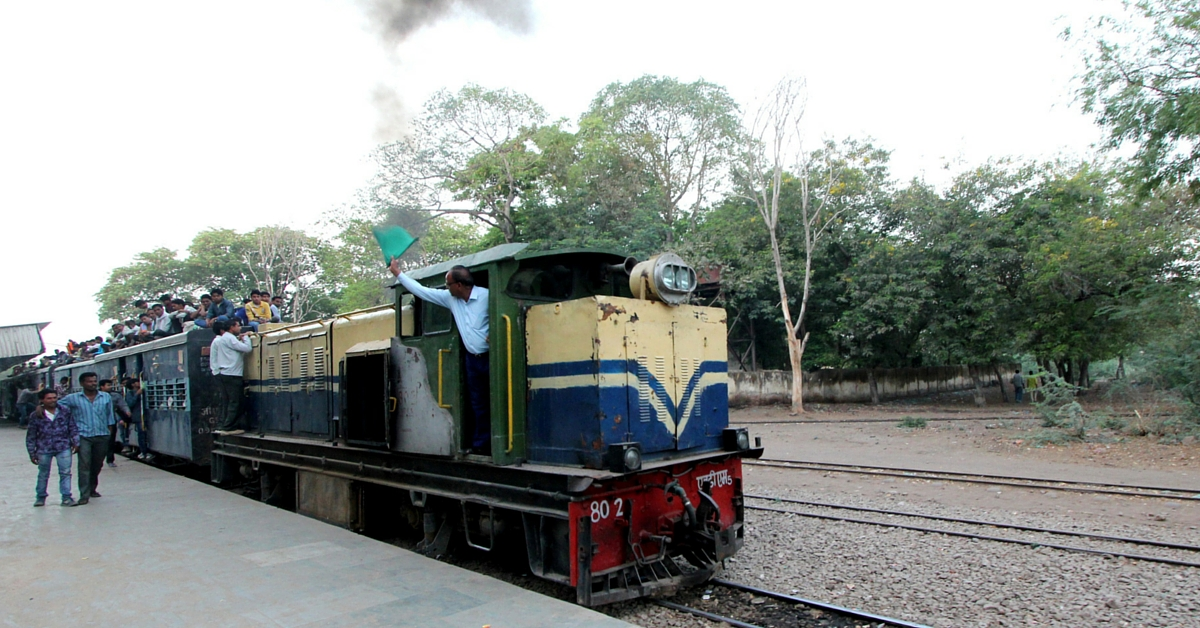 MY STORY: What a Visit to Sheopur Kalan Showed Me About India's Longest Narrow Gauge Train