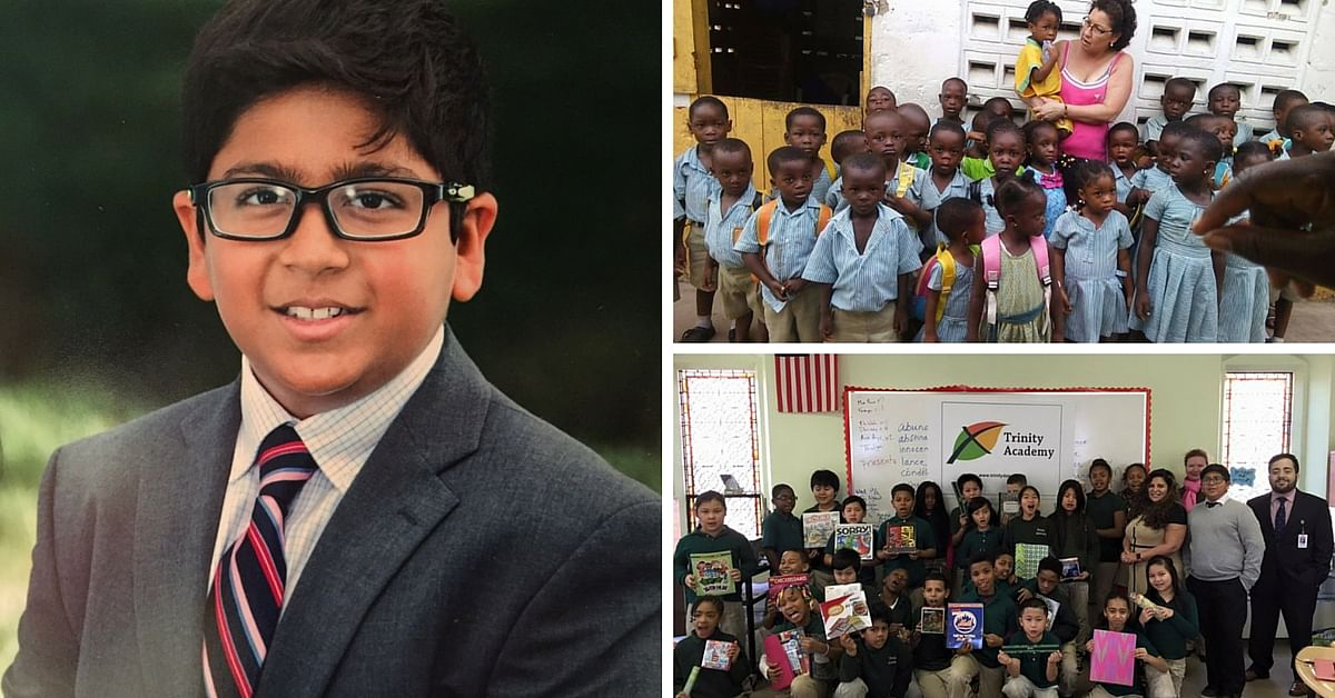How a 13-Year-Old CEO Is Changing the Lives of School Children Around the World