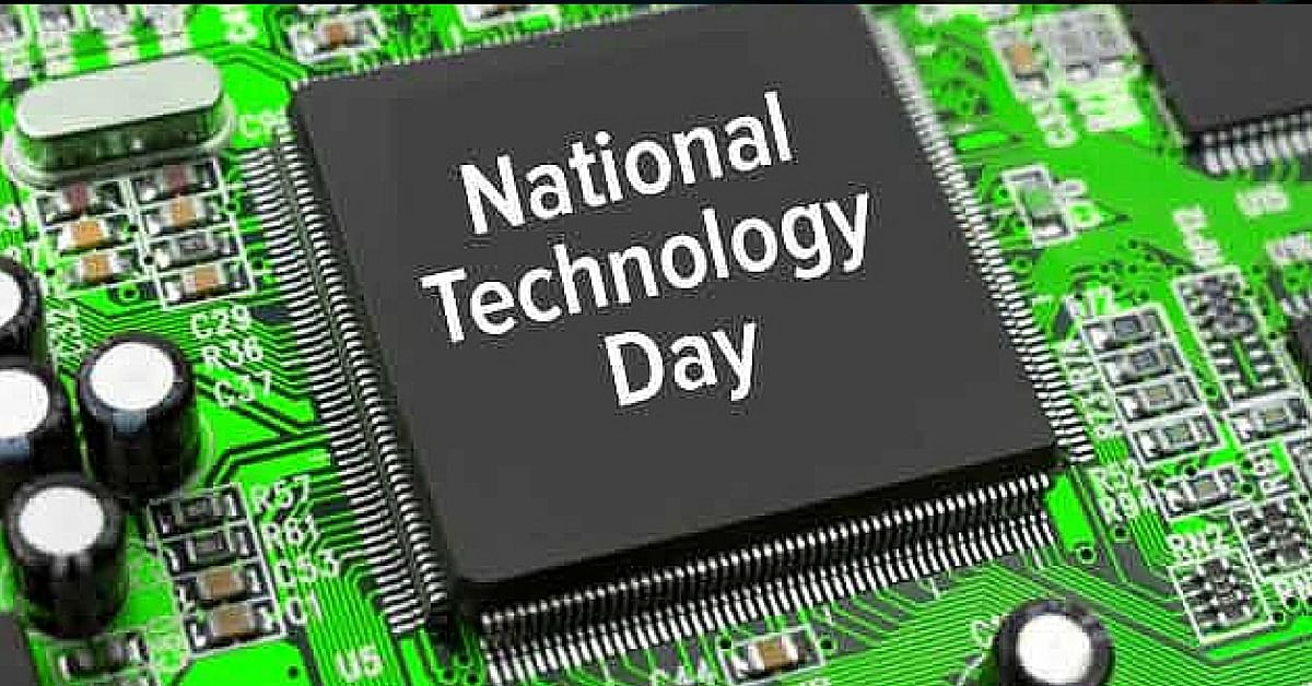5 Things You Must Know About National Technology Day