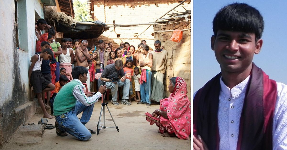 TBI BLOGS: A Young Dalit Stands Up to Corruption. Exposes Aadhar Card Scam, Nabs Officials.