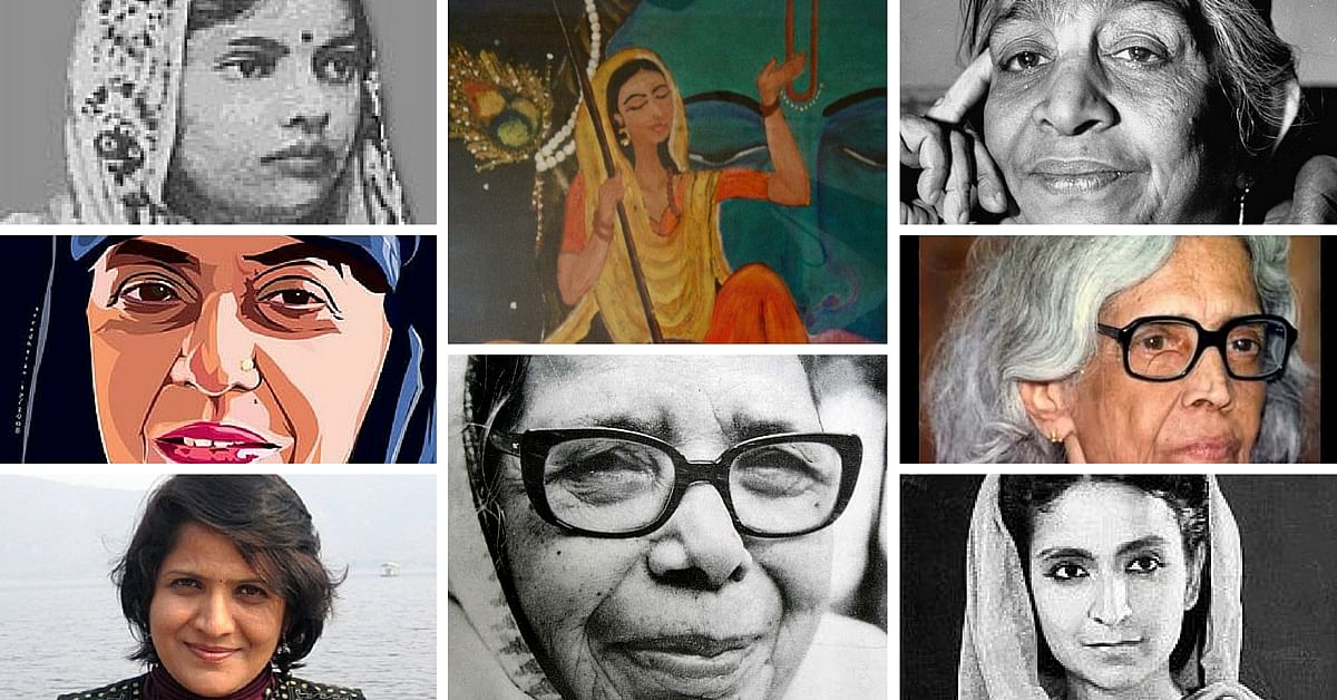 List of India's Most Inspirational Women Poets
