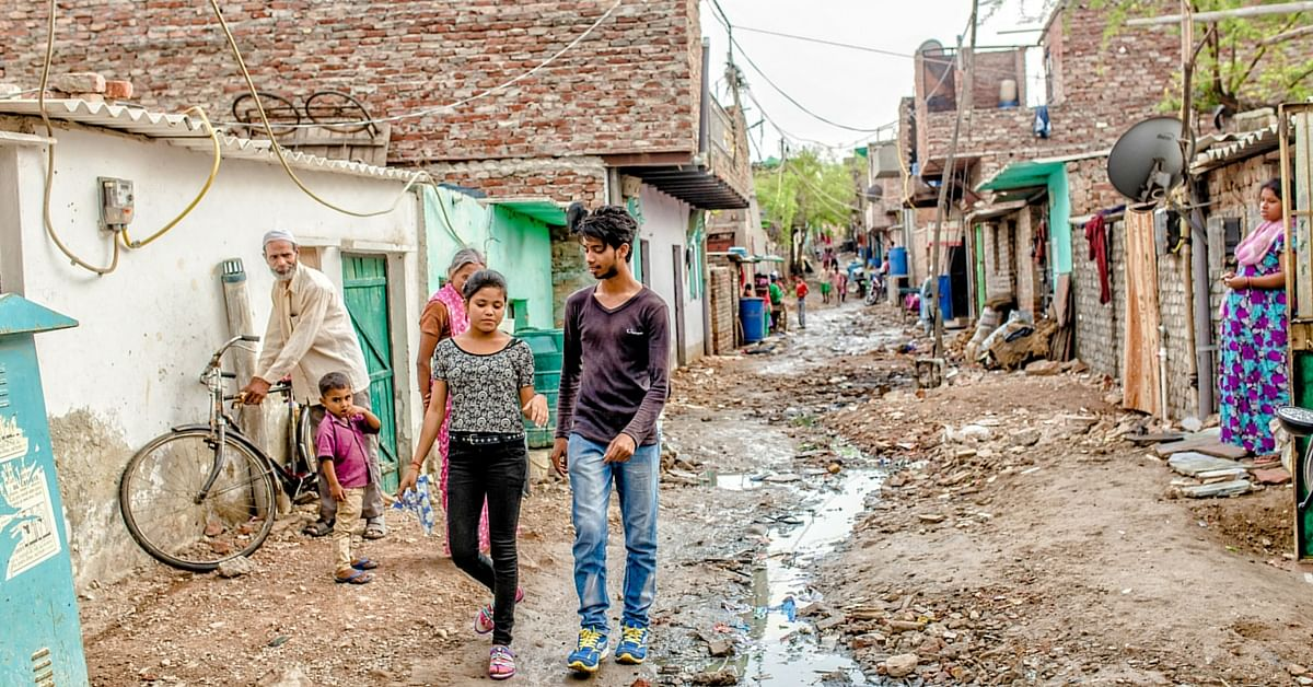 TBI BLOGS: Raised in a Slum, This Teenager Now Mentors 500 Children in His Community