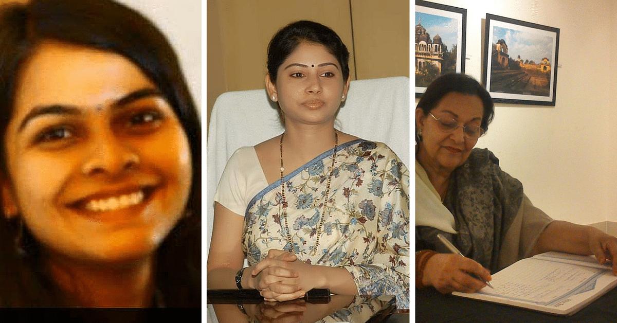 Riju Bafna, Smita Sabharwal, Rupan Deol Bajaj