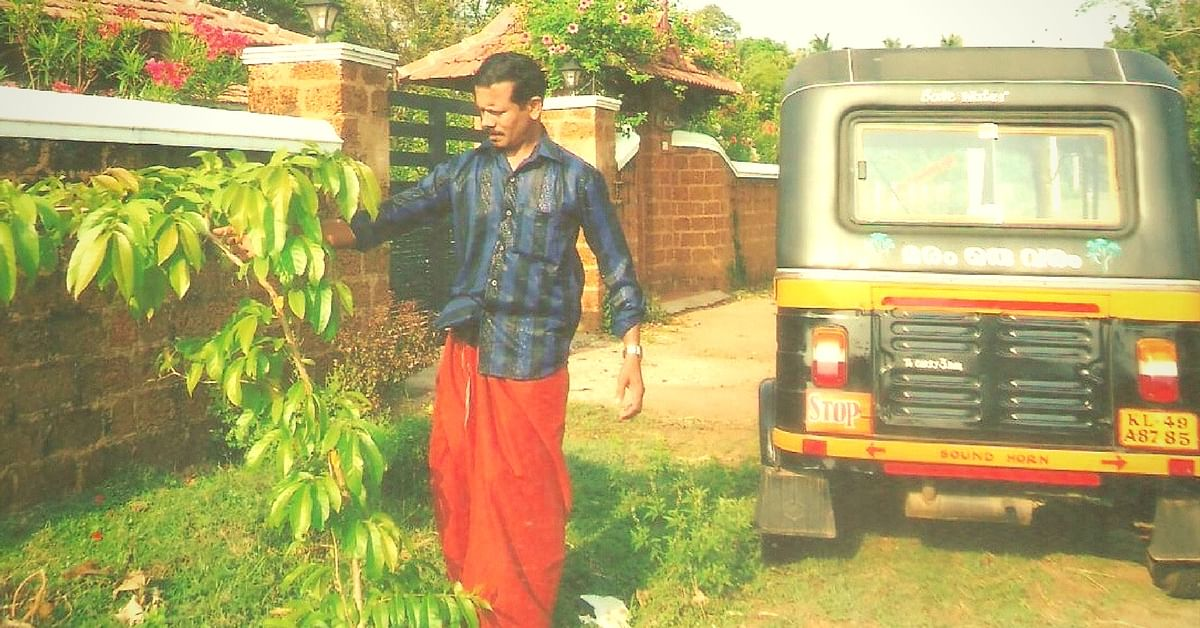 This Auto Driver's Efforts Have Led to People Planting 23,000 Trees Around His Kerala Village