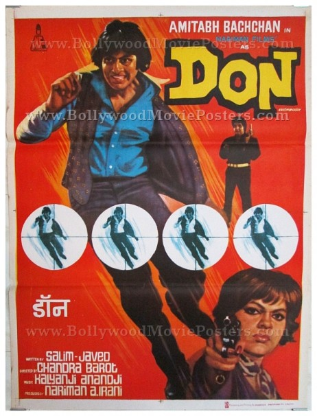 Love Vintage Bollywood Posters Then You Are In For A Treat