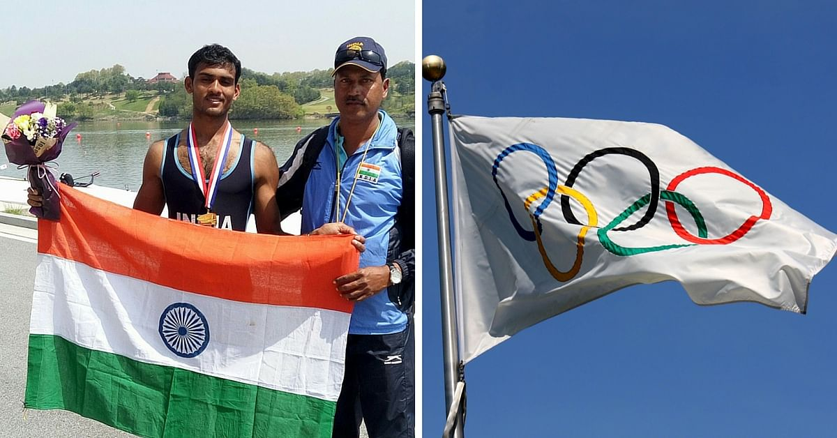 Dattu Bhokanal Overcame His Fear of Water to Become India's Only Rower to Qualify for Rio Olympics