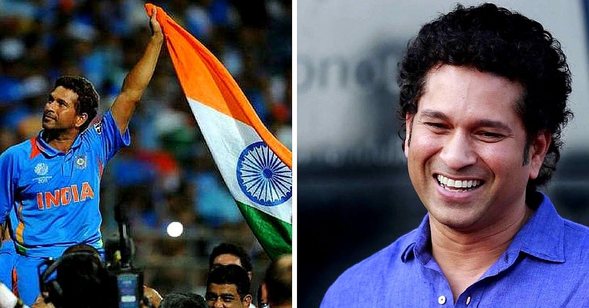 In His Letter to IOA, Sachin Tendulkar Shows What True Sportsmanship Is