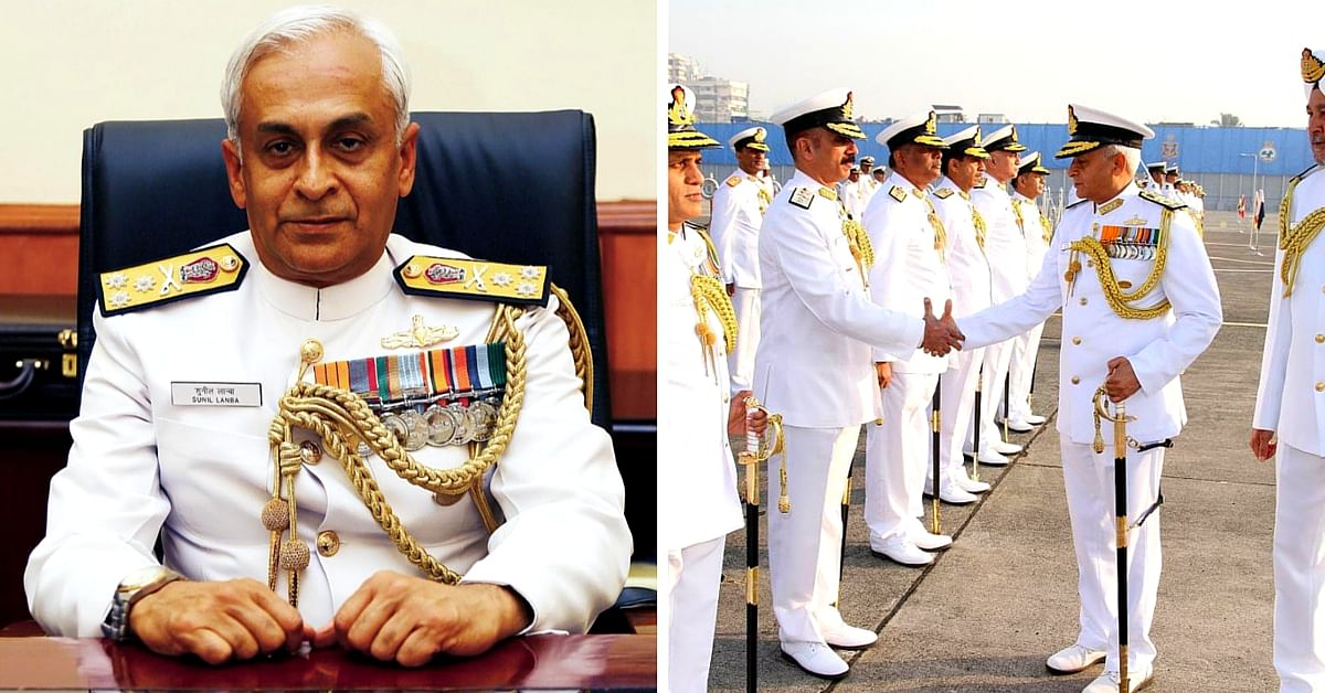 5 Things to Know About Vice Admiral Sunil Lanba, the Next Chief of Naval Staff
