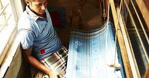 Kutch Weaving from Bhujodi