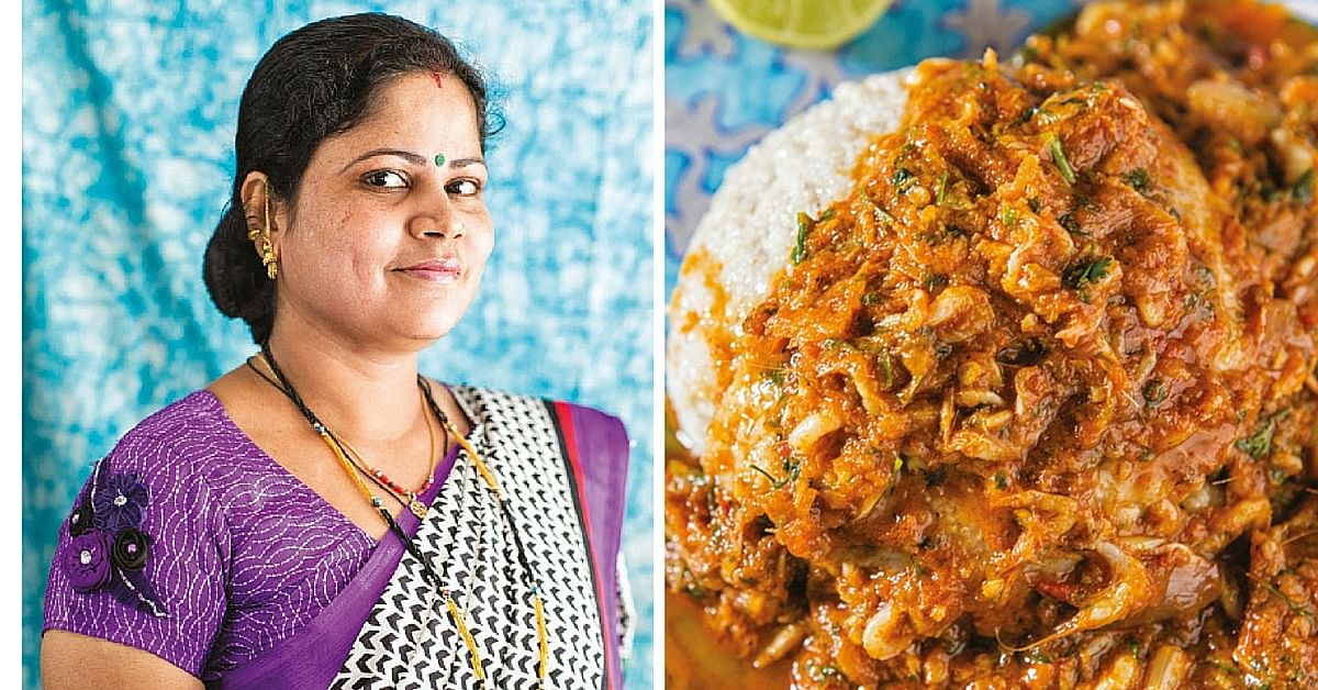 Kavita sss; Javla gravy, one of the recipes in the book.