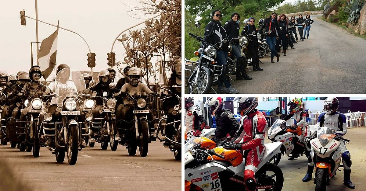 8 All-Women Biker Clubs That Are Blazing a Trail Across India