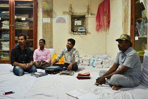 Chanderi weavers & designers