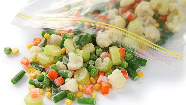 FrozenVegetables