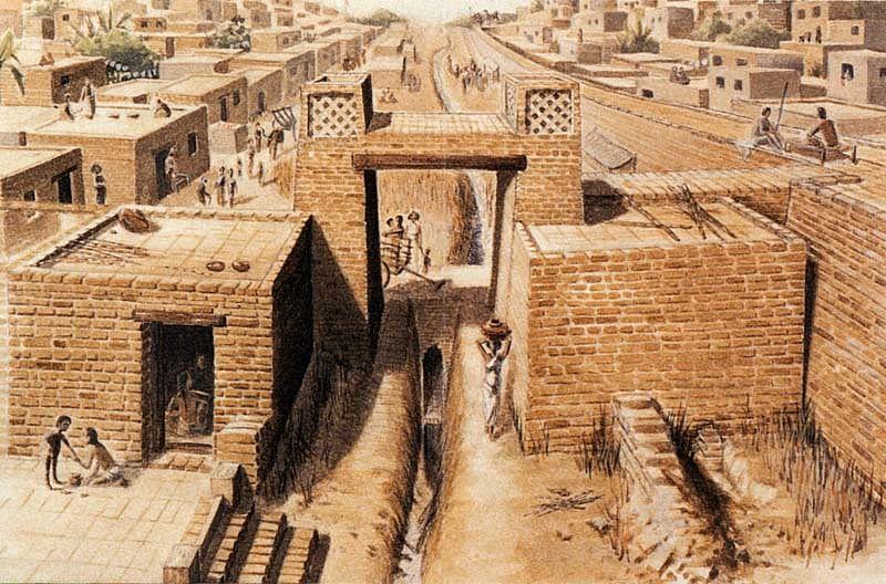 Harappa.Reconstruction
