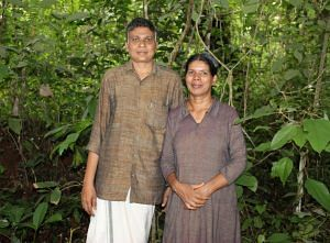 Hari and Asha