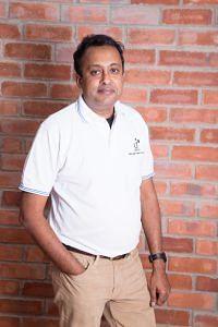 Sanjay Krishnan, Founder, Lithium Cabs