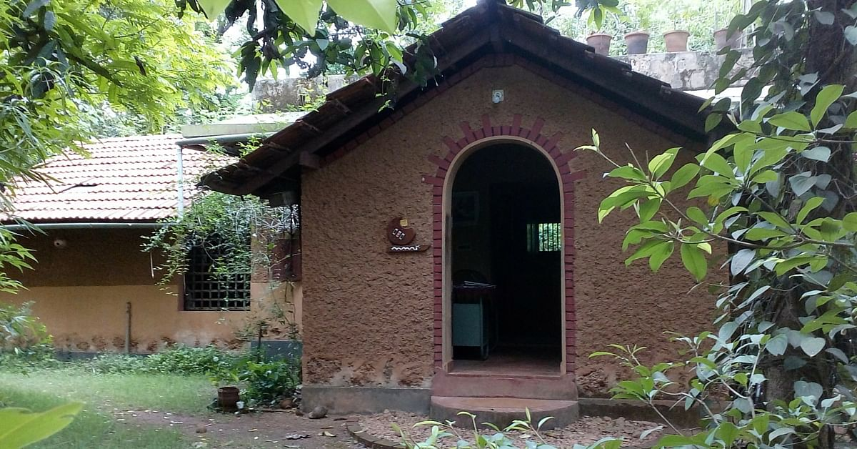 Kannur eco-friendly house