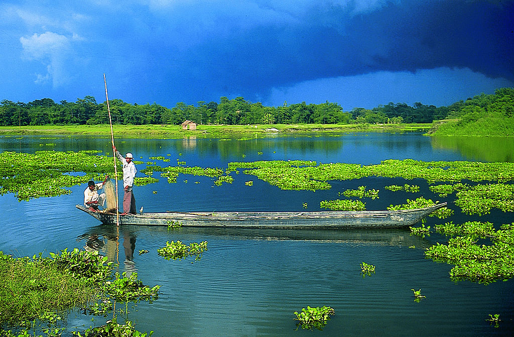 Majuli Worlds Largest River Island - Top 10 beautiful rivers in the world