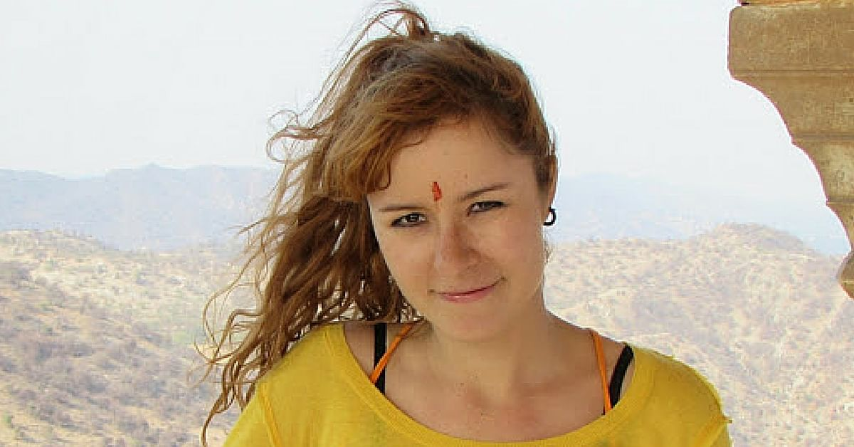 VIDEO: An American Woman in India Is Building Roads and Toilets in UP with Her Own Money