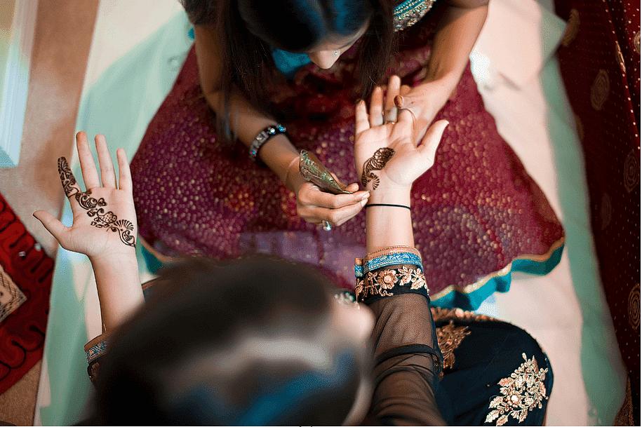 Mehndi-Ceremony
