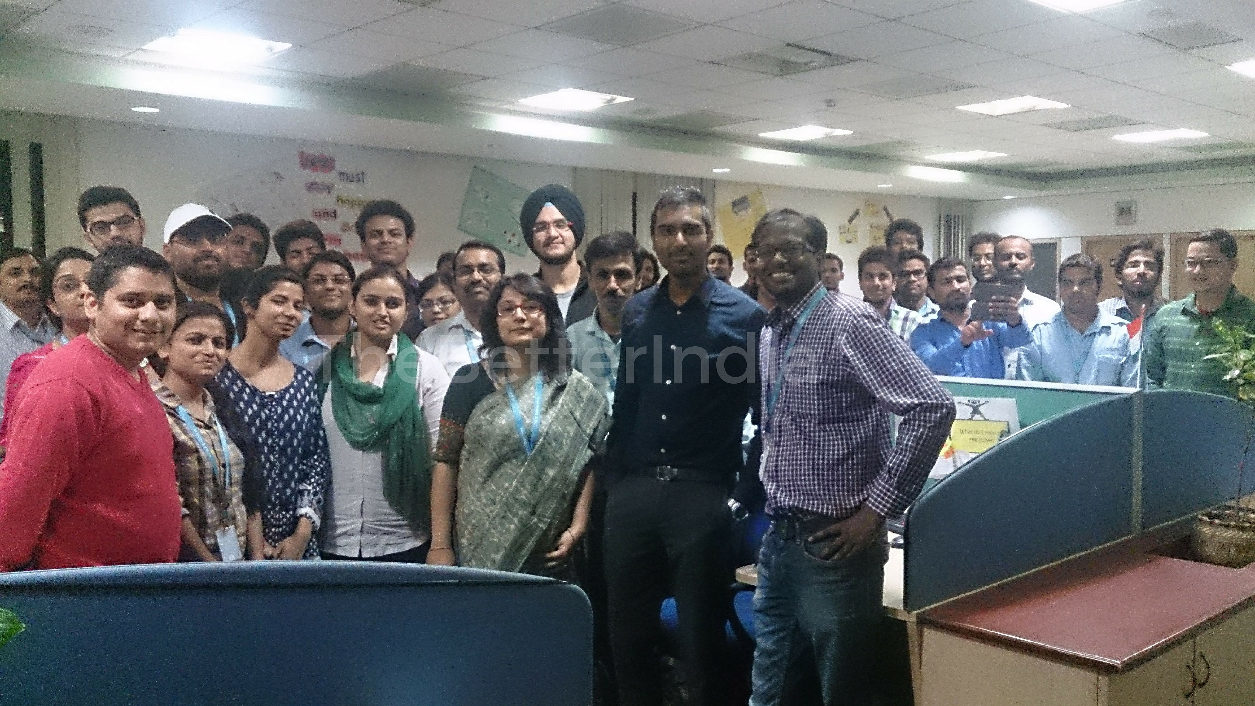 The team at Eduservices develops cutting-edge learning tools and online lessons for schools in India and abroad.