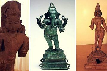Stolen Indian Artefacts