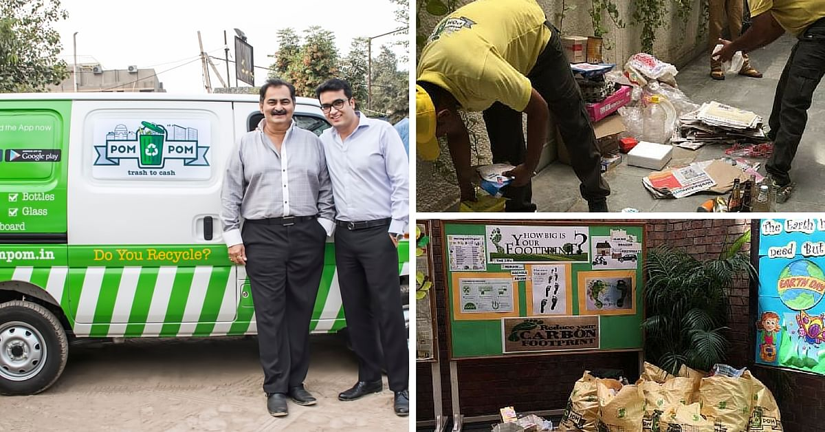 These Two Men Are Helping Delhites Recycle Waste and Reduce the Burden on City Landfills