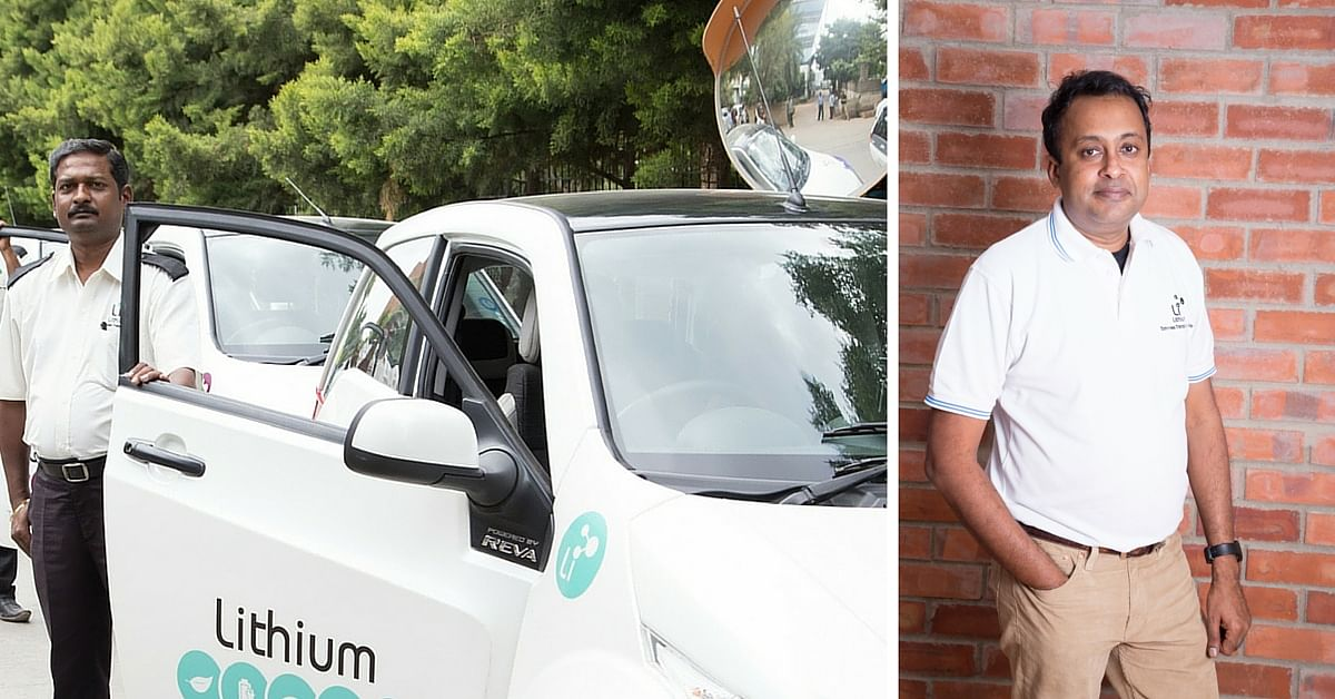 How India's First Electric Cab Service is Making Bangalore Less Polluted